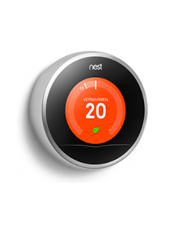 Remeha: Nest Learning Thermostat